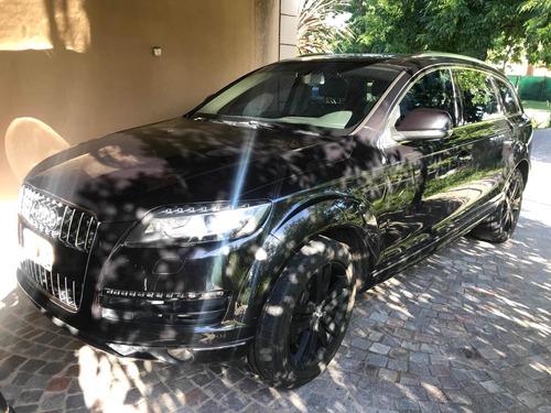 Audi Q7 3.0 Tfsi 333cv Tiptronic Quattro 2012