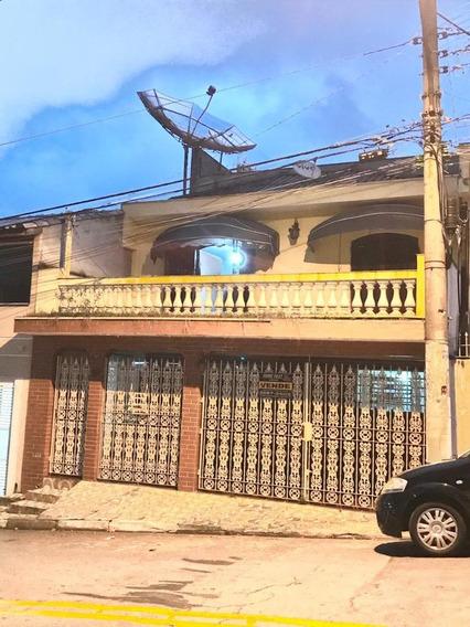 Sobrado Com 2 Dormitórios Para Alugar, 147 M²- Vila Endres - Guarulhos/sp - So0010