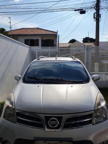Imagem 1 de 6 de Nissan Livina X-gear Sl 1.8 16v Flex Fuel Automático 2013