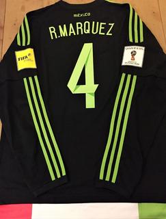 Camisa Do México Eliminatórias Copa Do Mundo 2018