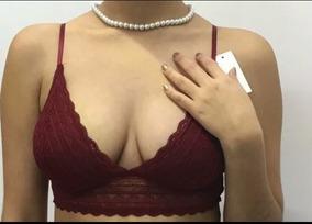 Bralette Y Sexy Cachetero Ideal Para Este 14 De Febrero