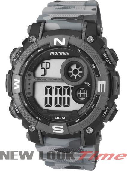 Relógio Mormaii Masculino Acqua Pro Camuflado Mo12579a/8c