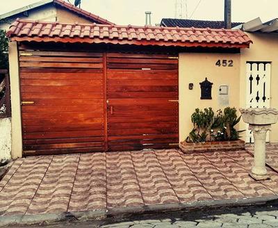 Excelente Casa À Venda Em Mongaguá!! Ref.5348