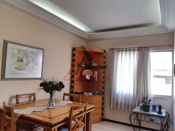 Apto B. Santa Maria 60m² - 1 Vaga E Sala Ampliada - 2391