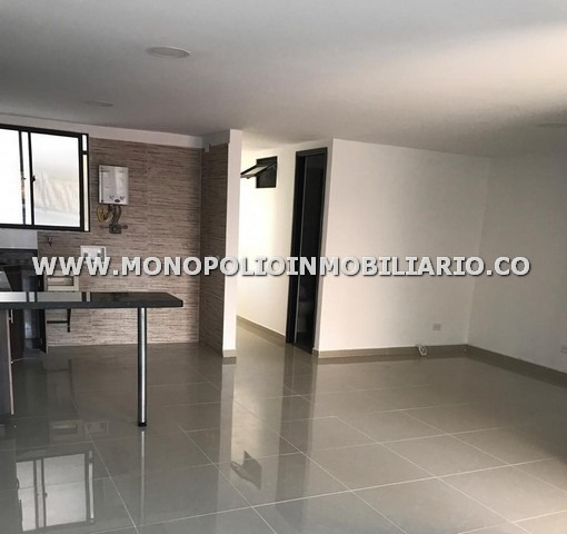 Optimo Apartamento Arrendamiento Bello Cod: 16105