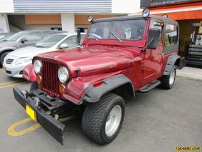 Jeep Willys 2.4 Cj6