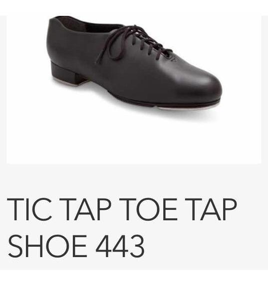 Zapatos Tap Capezio 36