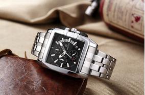 Relógio Masculino Preto Social Importado Super Promoção !!!