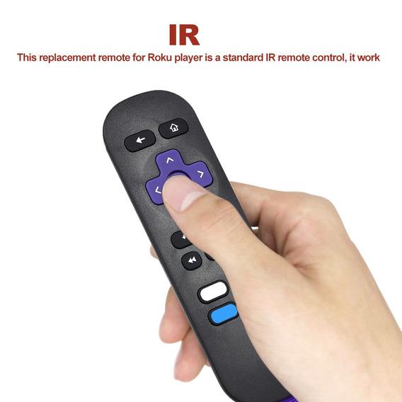 Streaming Media Player Controle Remoto Sem Fio Ir