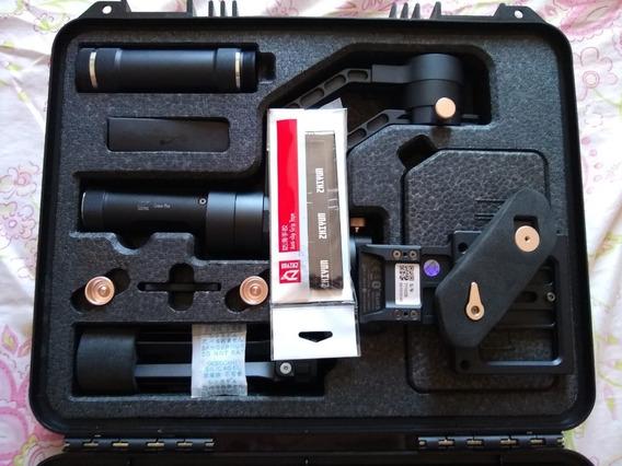 Estabilizador Gimbal Crane Plus + 2,5kg Nota Fiscal