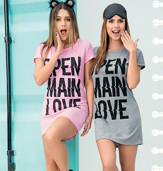 Batola Open Love Pijama Multiuso Vestido Mujer Juvenil X1und
