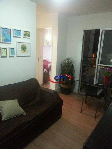 Imagem 1 de 9 de Apartamento  2 Dormitórios Venda, Jardim Borborema, São Bernardo Do Campo. - Ap1042