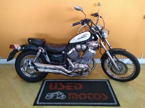 Yamaha Virago 535 2000 Verde