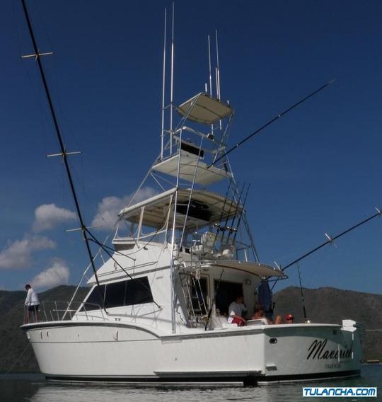 Pesca Deportiva Hatteras 45