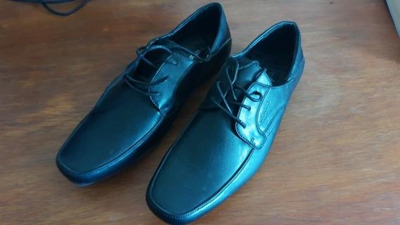 Zapatos De Vestir Negros Hombre