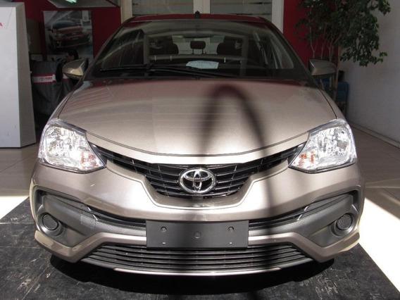 Toyota Etios X 5 Puertas Plan Adjudicado