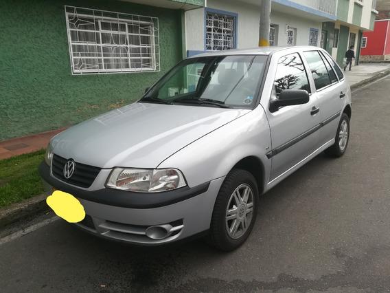 Volkswagen Gol Plus 1.000 Plata 2006