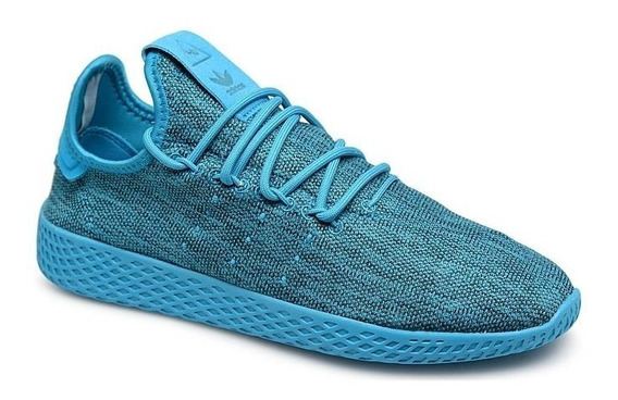 Tenis adidas Pharrell Williams Hu Jr Mujer No. B41928