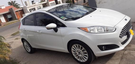 Ford Fiesta Kinetic Design 1.6 Design 120cv Titanium 2014