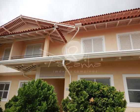 Casa A Venda No Parque Da Hípica Em Campinas - Imóveis Em Campinas - Ca00332 - 4229145