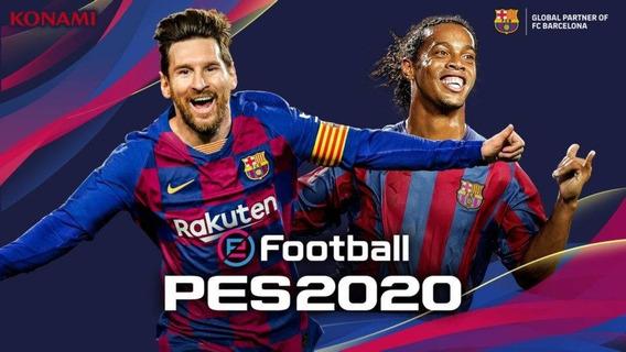 Efootball Pes 2020 Português Pc - Steam Key Envio Imediato