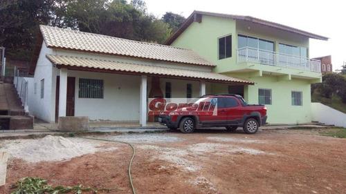 Imagem 1 de 8 de Chácara Com 3 Dormitórios À Venda, 850 M² Por R$ 470.000,00 - Monte Negro - Santa Isabel/sp - Ch0104