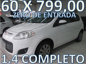 Fiat Palio 1.4 Attractive Flex Completo Mais Som Original