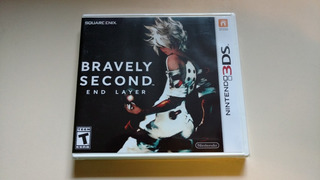 Bravely Second 3ds Sellado