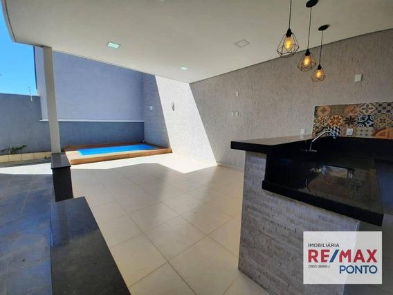 Sobrado Com 4 Dormitórios Para Alugar, 370 M² Por R$ 2.990/mês - Jardim Selma - Mogi Guaçu/sp - So0007