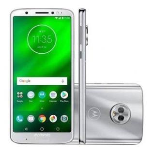 Smartphone Motorola Moto G6 Xt1925-5 3gb/32gb 2sim Prata