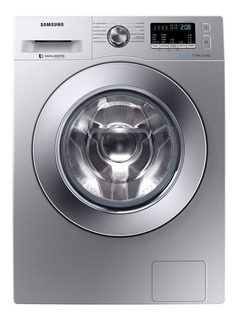 Lavadora e secadora de roupas automática Samsung WD4000 WD11M4 prata 11kg 110V