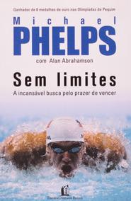 Livro Sem Limites - Michael Phelps
