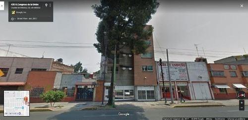 Departamento En Remate Bancario Magdalena Mixhuca V. Carranza