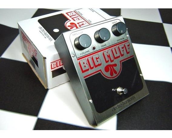 Pedal De Guitarra Big Muff