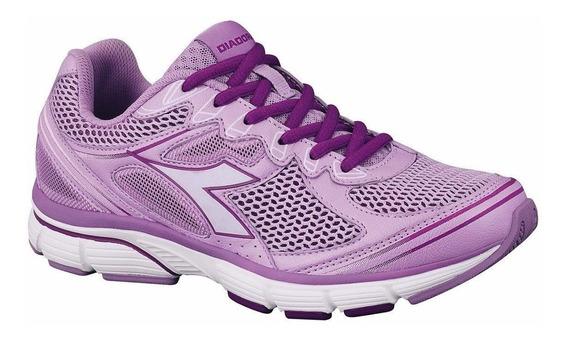 Tênis Feminino Diadora Replay W - Caminhada Corrida Running
