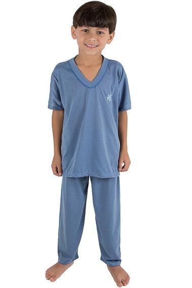Pijama Infantil Masculino Verão | Roupas De Menino,atacado