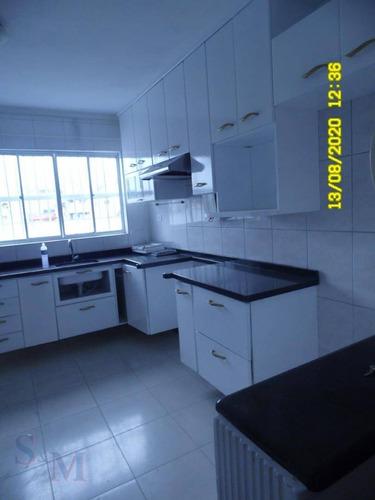 Imagem 1 de 30 de Casa Com 2 Dormitórios À Venda, 125 M² Por R$ 615.000,00 - Jardim Marek - Santo André/sp - Ca0890