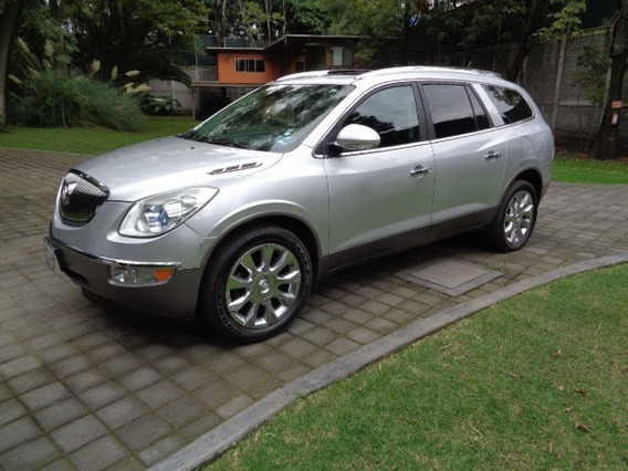 Buick Enclave Full Equipo 4x4 2012 (impecable)