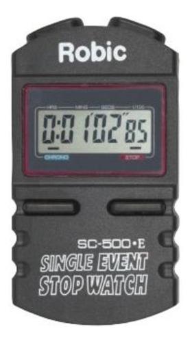 Robic Sc-500e Único Caso Cronómetro (ea)