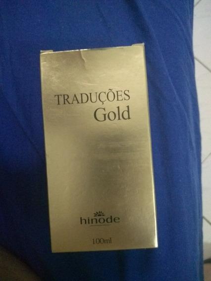 Perfume Traduções Gold N°3!