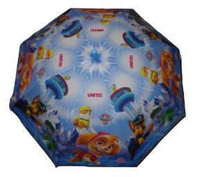 Paraguas Para Niños Diferentes Diseños Siliconados