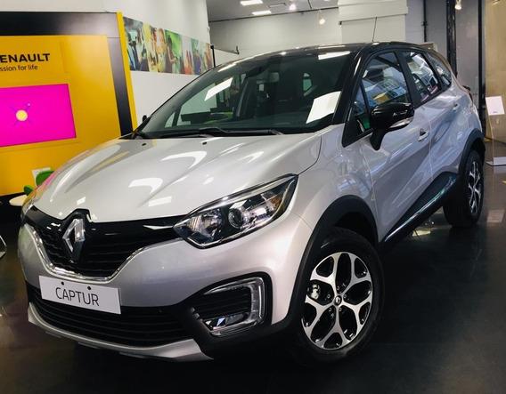 Renault Captur Intens Automatica 2019 0km 4x2 Full Usada 4x4
