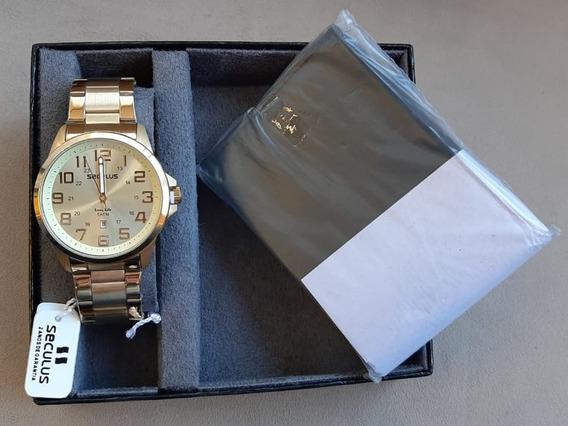 Relógio Seculus, Presente Dia Dos Pais