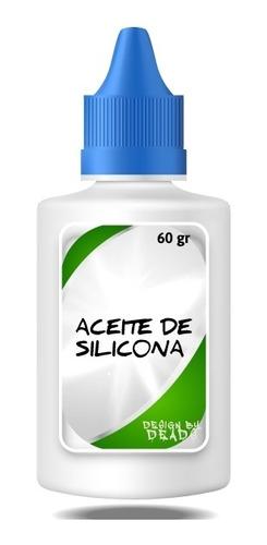 Aceite De Silicona 2 Oz - 60 Gr