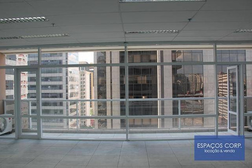 Imagem 1 de 14 de Conjunto Para Alugar, 85m² - Brooklin - São Paulo/sp - Cj2247