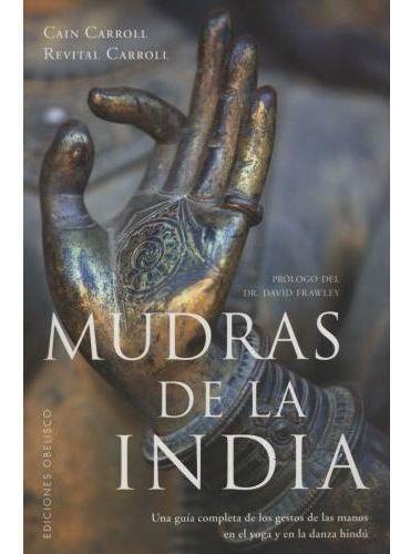 Imagen 1 de 2 de Libro - Mudras De La India