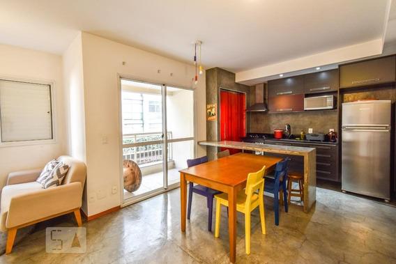 Apartamento À Venda - Paraíso, 1 Quarto, 50 - S893057943