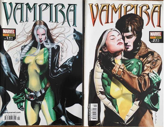 Hq Vampira - Marvel Vol 1 E 2