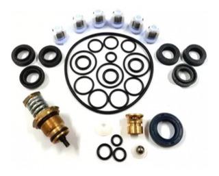Kit Reparo Mini Antiga + Reg. Press + Retentor + Assento Bps