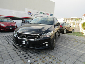 Reestrena Peugeot 301 1.6 Allure At 2018